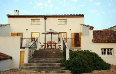 Photo for Large house, private pool, near Béziers and Canal du Midi, calm guaranteed