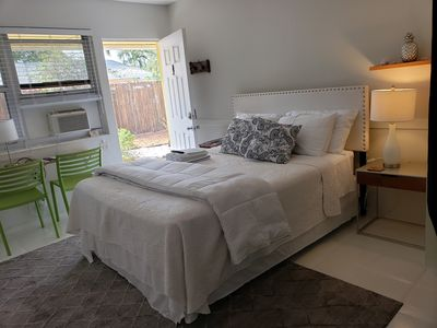 Photo for Studio in a beautiful house - walk to breweries & a few min. drive to beach!