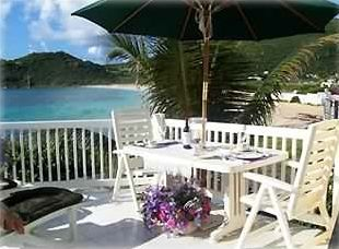 Enjoy breakfast on our lovely deck and comfortable seating enjoying our sunrises