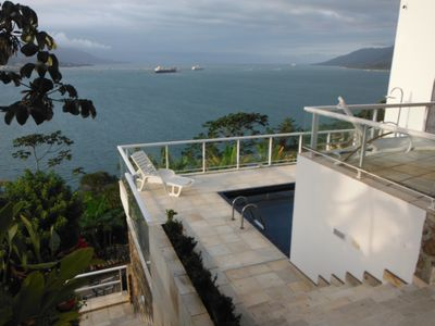 Photo for Wonderful beach house in Ilhabela
