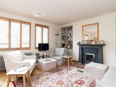 Photo for 3BR Flat in Trendy Notting Hill