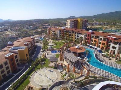 Photo for Ultimate 2BR Sea View Apartment in Cabos San Lucas