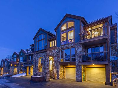 Photo for Terraces 602 - Ski-In/Ski-Out, Contemporary, Mountain Village Condo at Chondola!