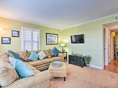 Photo for NEW! Myrtle Beach Resort Condo w/Ocean View & Pool