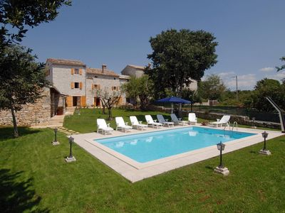 Photo for Holiday Home Tamaris with Pool in Strpacici