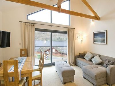 Photo for Apartment Loch Tay  in Kenmore, Scotland - 4 persons, 2 bedrooms