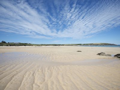 Photo for Harlyn Bay, Padstow Yards From Family Dog Friendly Beach WiFi Beautiful Location