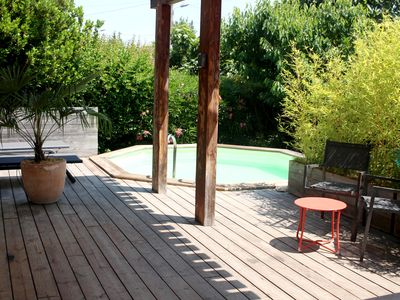 Photo for Villa in Provence with private pool / Ideal Festival d'Avignon