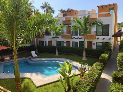 "Photo for ""Clavel Villa""  Beautiful, Spacious 3 floor Villa,  Private Terrace, shared Pool"