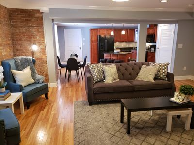 Photo for Beautifully renovated 1908 3rd floor condo within walking distance from downtown