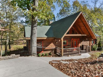 Photo for Bear Foot Lodge - Perfect Getaway with Hot Tub!