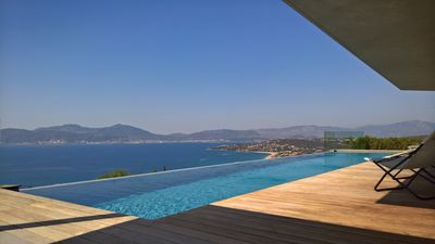 Photo for CONTEMPORARY VILLA EXCEPTIONAL VIEW