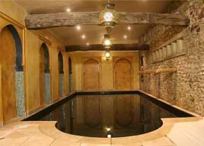Photo for GOTHIC FOLLY, OCT  Sleeps 16 Indoor Heated Pool, Jacuzzi,