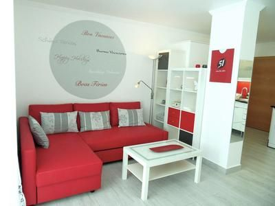 Photo for Holiday apartment Monte Gordo for 2 - 4 persons with 1 bedroom - Holiday apartment