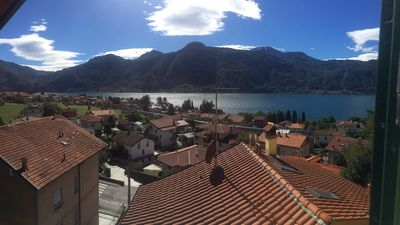 Photo for Lake View Apartment in Mandello del Lario