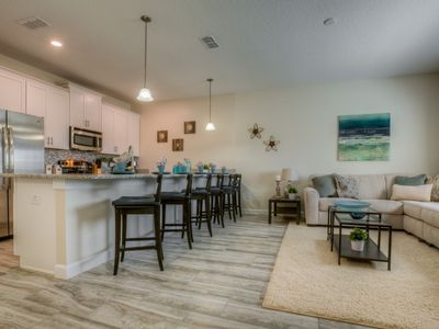 Photo for Brand new townhome with private splash pool in Storey Lake Resort!