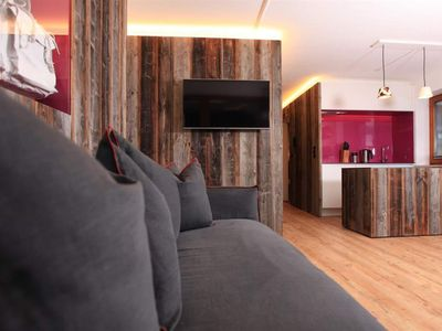 """Photo for Holiday apartment / 2 bedrooms / shower, WC, """"Climber Deluxe"""" - Landhaus Bromm"""