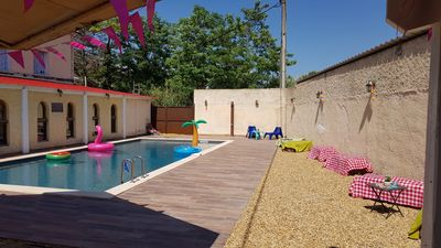 Photo for Private apartment at the stables of O Mektoub
