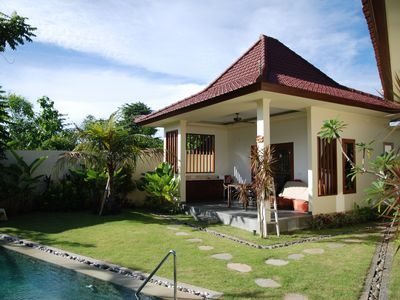 Photo for Balangan Privat Villas A1/A2 w/breakfast