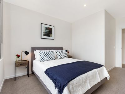 Photo for NR511WHT - NEW 1 BEDROOM RYDE APARTMENT WITH PARKING