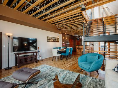 Photo for Your Oasis Loft in Old Town