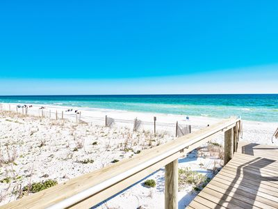 Photo for Beachside Fabulous 2 bedroom,  2 level townhome