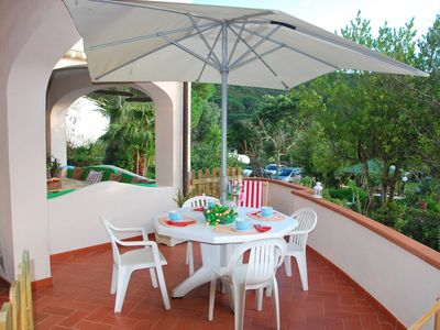 Photo for 1BR Apartment Vacation Rental in Campo nell??Elba, Livorno