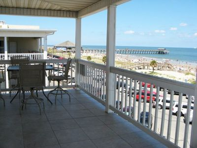 Photo for Dolphin Watch Condominiums Unit 11 - Ocean Front - FREE Wi-Fi