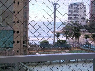 Photo for Apt. Guaruja (Asturias), overlooking the sea.