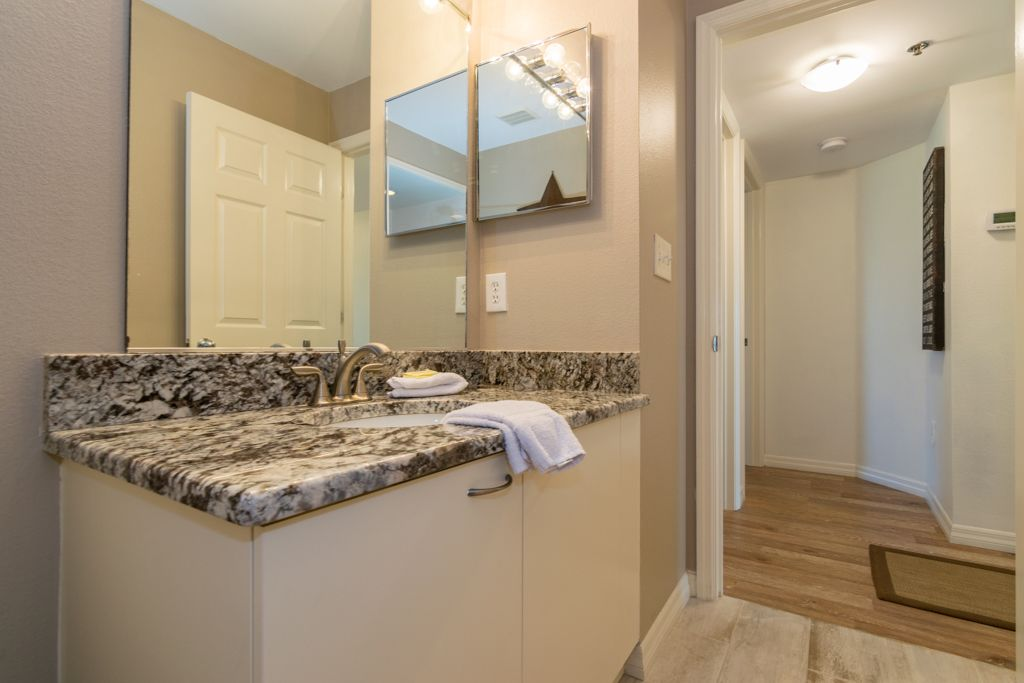 Remodeled 2BR/2BA condo with a pool