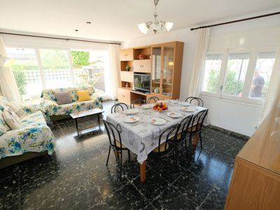 Photo for Vacation home Burgos in Cambrils - 8 persons, 4 bedrooms