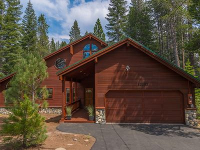 Photo for Modern 5 Bedroom Chalet - Family Friendly in Tahoe Donner