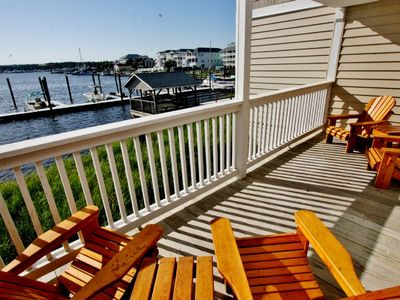 Photo for Amazing Canal views and Pet Friendly too!