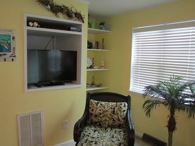 Photo for ~ 401 Seas Tropical Duplex ~  Steps to the Beach - WiFi, W/D