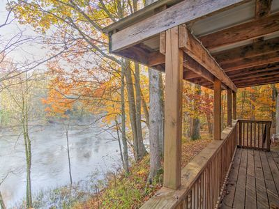 Photo for 3BR Cabin Vacation Rental in Fremont, Michigan