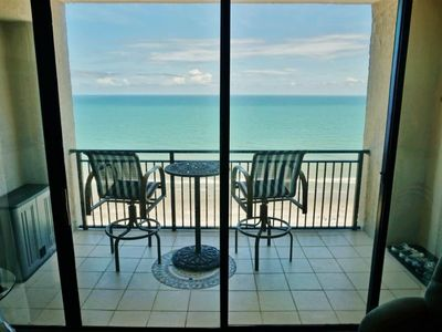 Photo for NEW Myrtle Beach Ocean Front. Penthouse unit