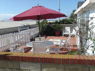 """2656 Ocean Front Walk """"Patio""""  South Mission Beach"""