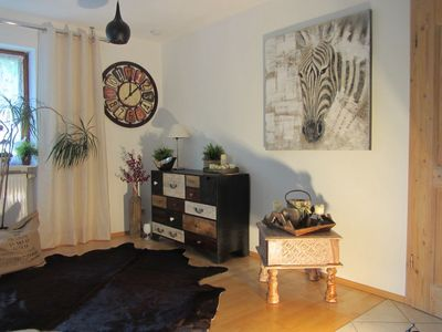 Photo for 1BR Apartment Vacation Rental in Frasdorf