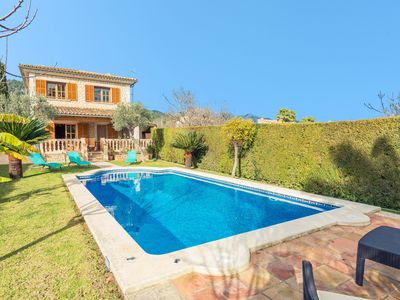 Photo for SON BELTRAN - Villa with private pool in Lloseta.