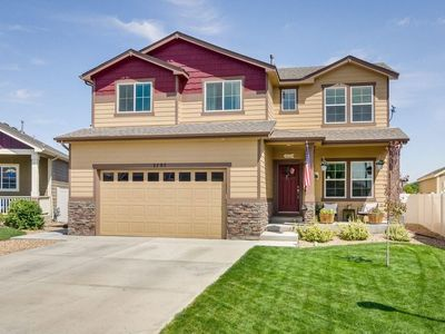 Photo for Amazing 4 bedroom beautiful house located near Centerra Mall and I-25!