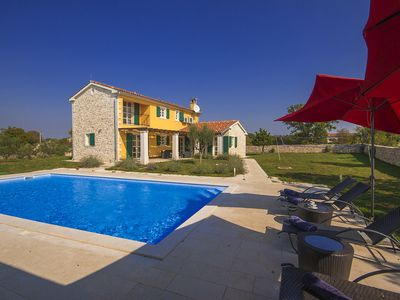 Photo for To detail designed villa for a perfect holiday with many activities