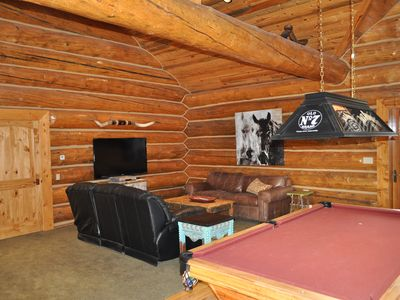 Photo for 1000 Sq Ft Private Guest Quarters on 16 acre Luxury Mountain Retreat