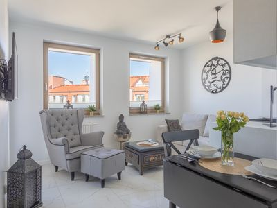 Photo for Apartment by the sea, holiday on the island of Usedom, Apartment Ambria Asian Rose