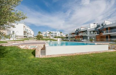 Photo for Penthouse with 2 bed and bathroom punta prima (torrevieja)