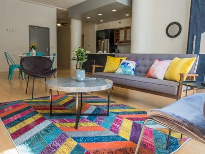 Photo for Colorful Cultural District 2BR Apt