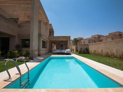 Photo for NEW LISTING! City Center Private Villa Private Pool Pets and family friendly
