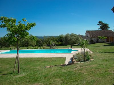 Photo for Charming house in the heart of the Cèze Valley