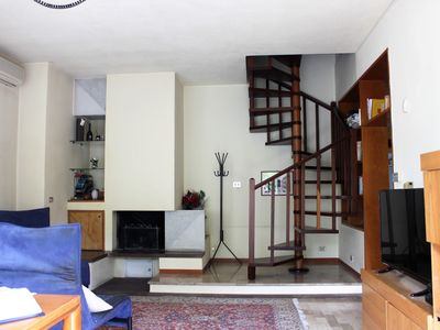 Photo for Rimini-Torre Pedrera: house with large garden and parking 200 meters from the sea