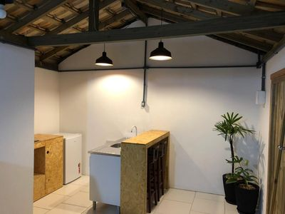 Photo for Loft - 200 meters from the beach of Garopaba SC