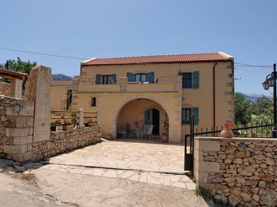 Photo for A traditional, renovated house with private pool